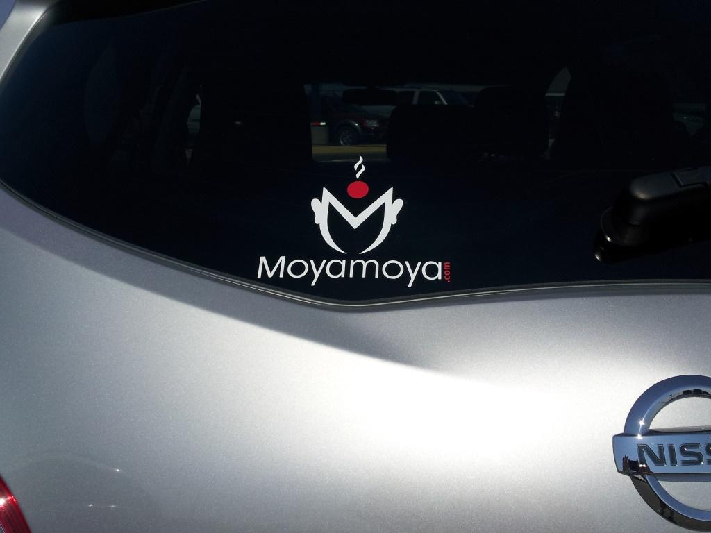 Window Stickers For Cars >> Car Window Sticker Moyamoya Com Online Store